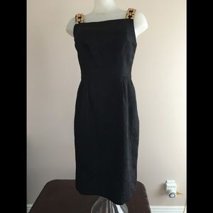 Kay Unger Dresses - Kay Unger Dress 🌺  gold chain strap size 4
